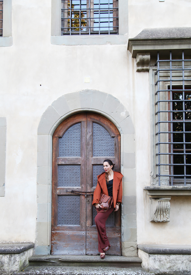 gucci look fashion blogger