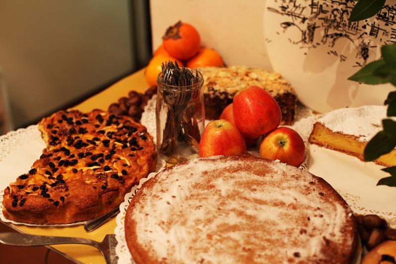 dolci fatti in casa ristorante toscano