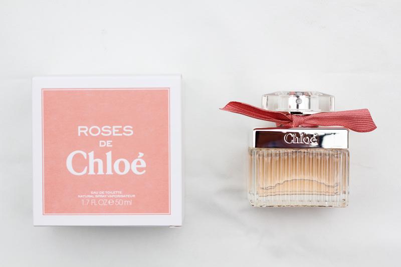 roses de chloè profumo