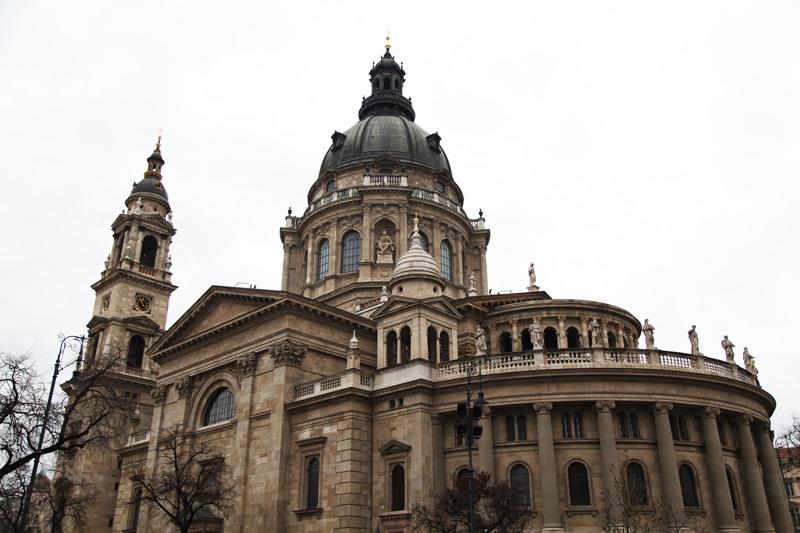 visitare budapest natale 2013