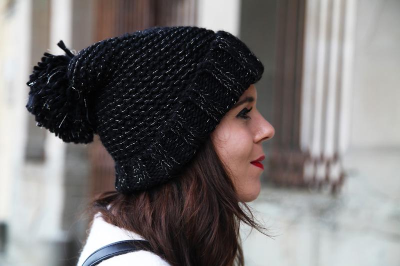 cappello di lana donna