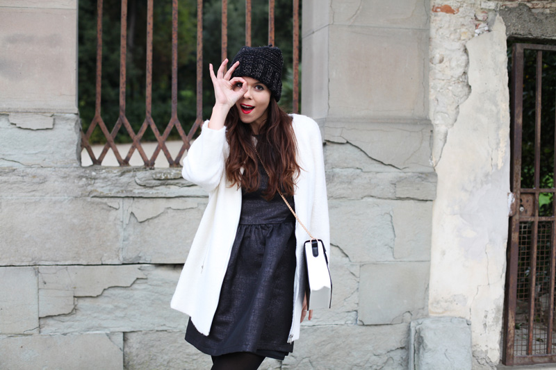 cappottino bianco