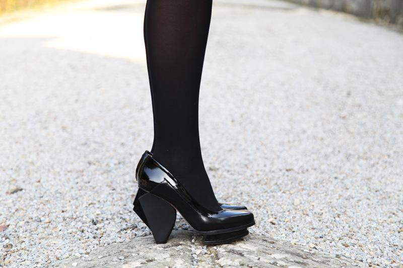 scarpe scultura