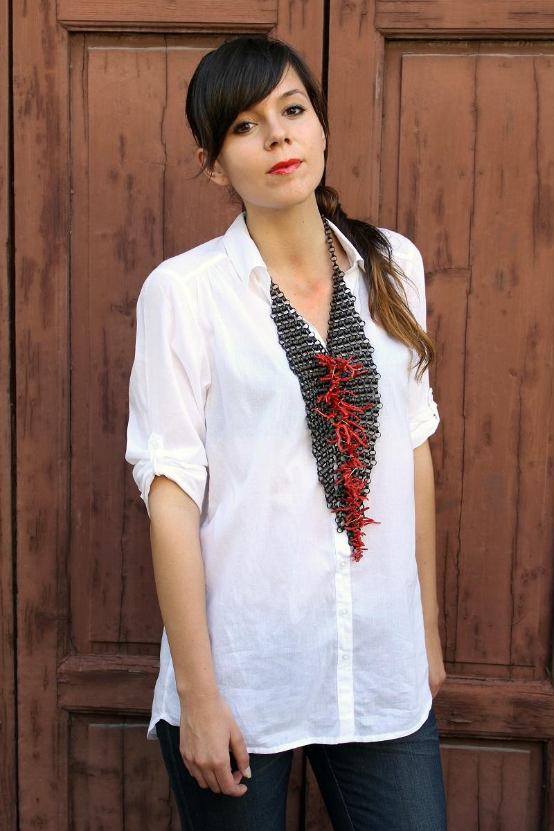 camicia bianca | camicia idea look