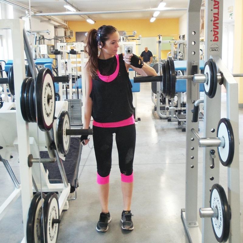 Preferenza Abbigliamento da palestra: 37 idee per i look da fitness! WS38