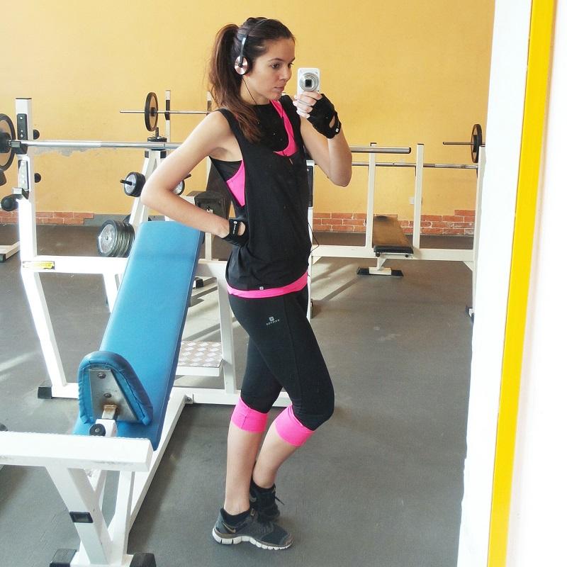 Molto Abbigliamento da palestra: 37 idee per i look da fitness! PG34