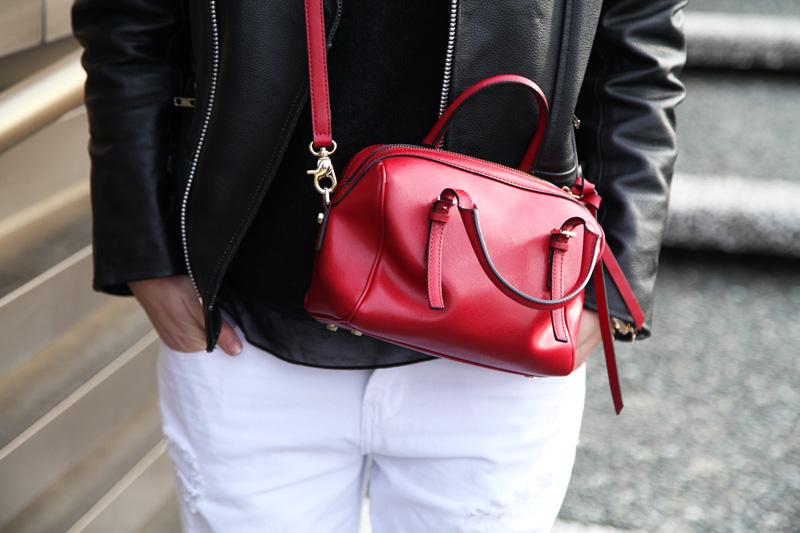 mini bag coccinelle