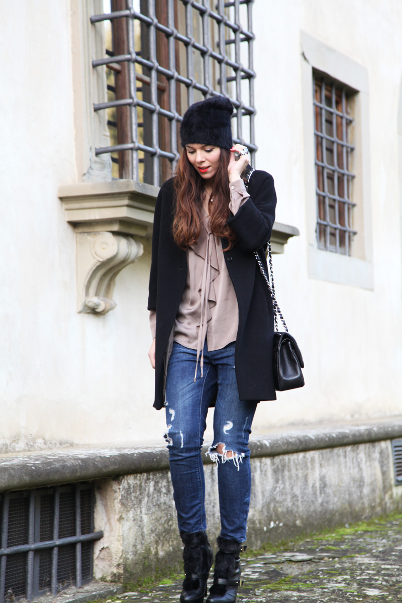 look fashion blogger irene colzi