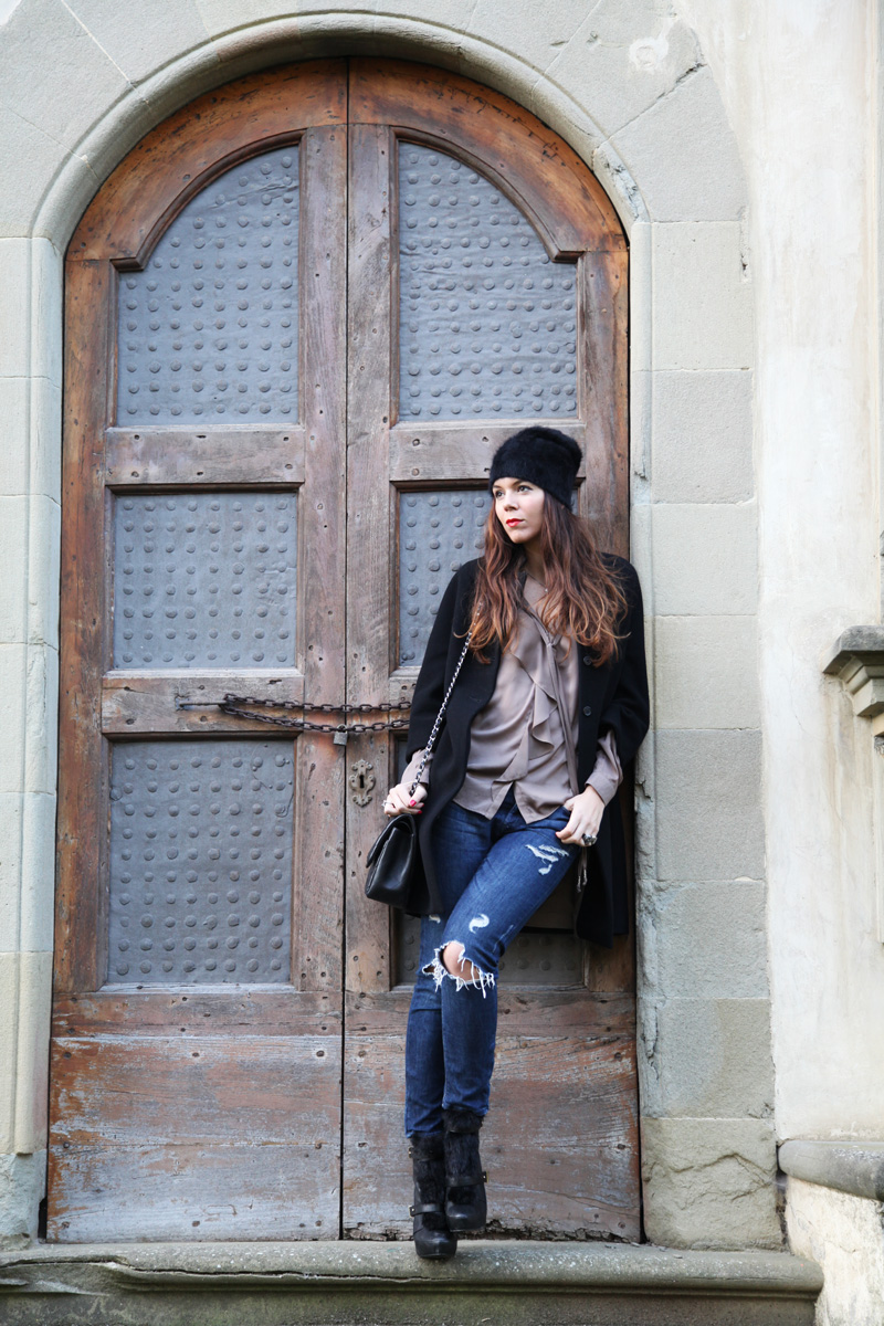 outfit fashion blogger irene closet