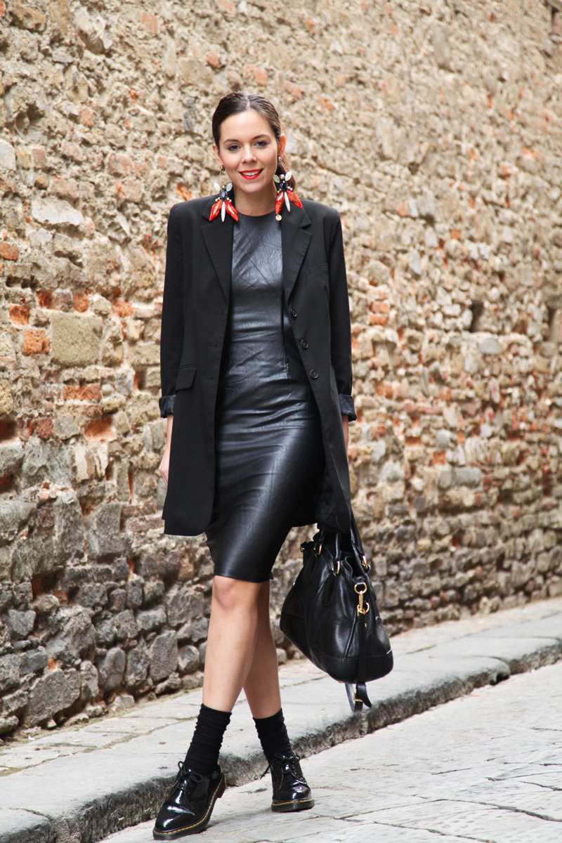 Dr Martens fashion blogger