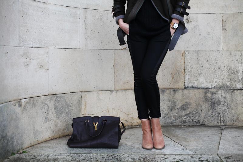 fashion details borsa ysl