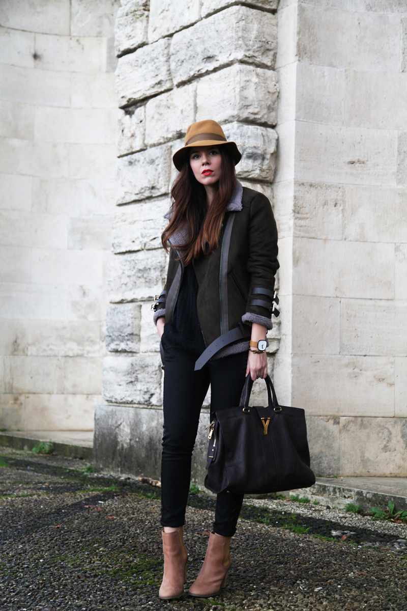 outfit inverno  fashion blogger