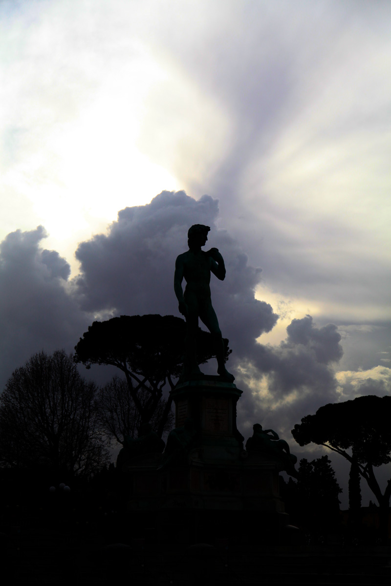 david michelangelo piazzale michelangelo