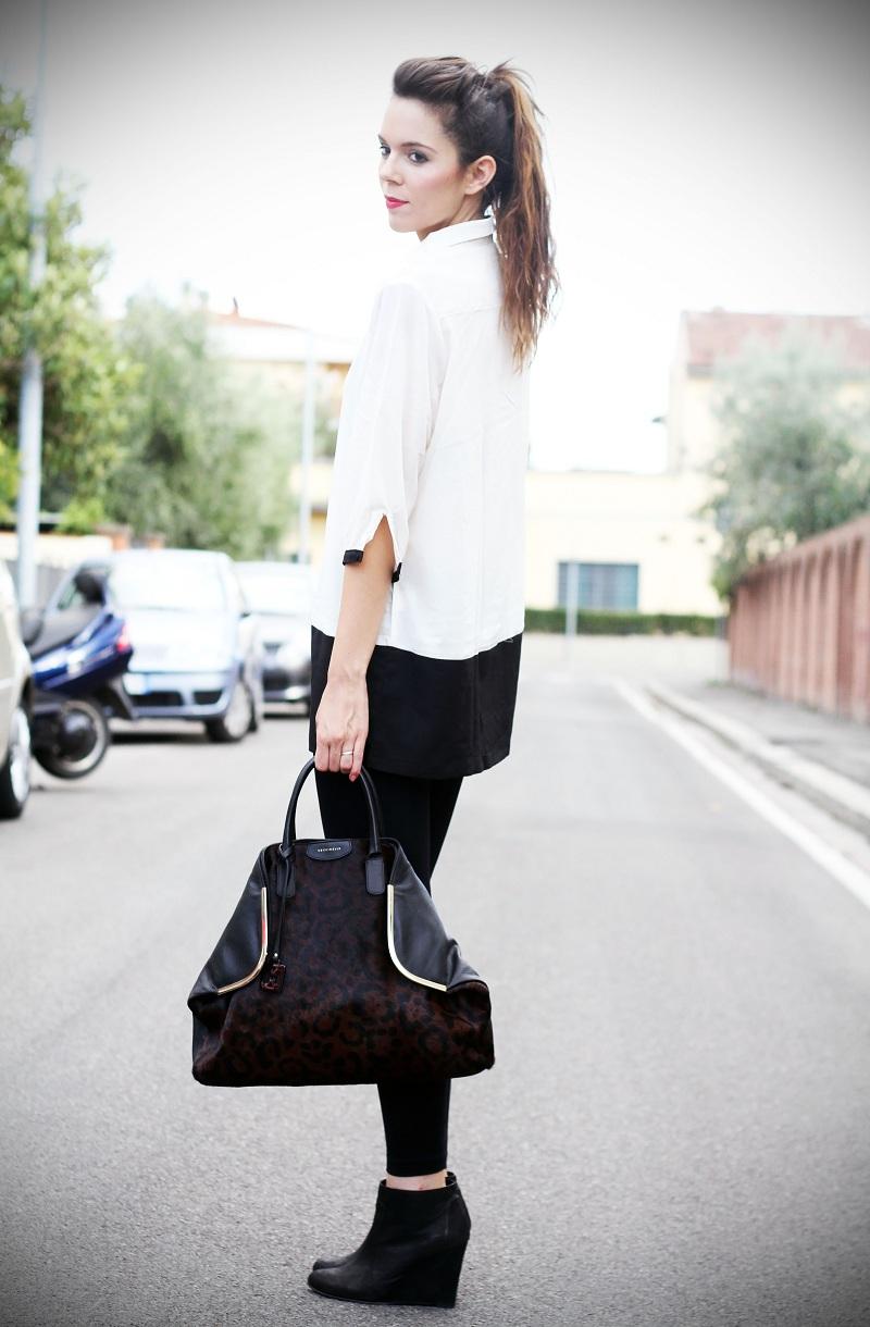 camicia look | irene colzi