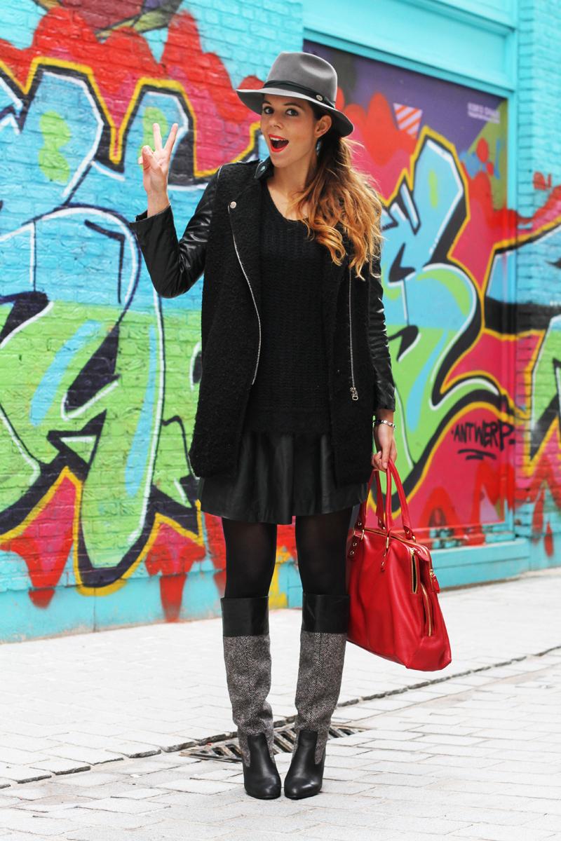 fashion blogger cappello