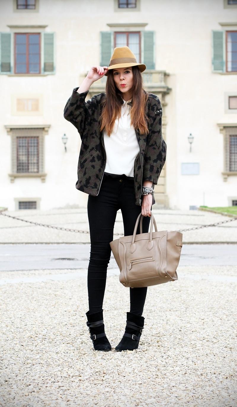 fashion blogger borsalino