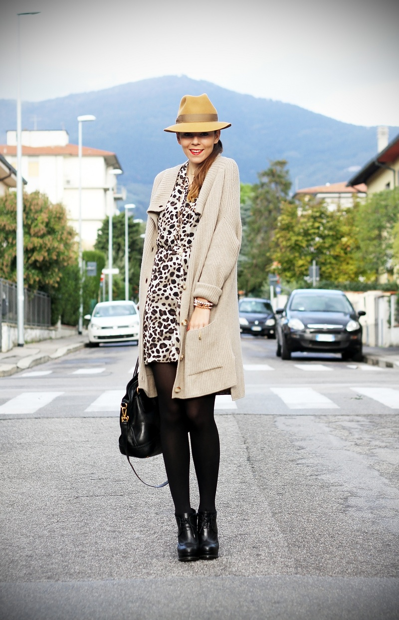 fashion blogger cappello