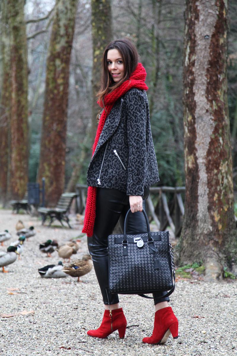 michael kors hamilton borsa outfit fashion blogger