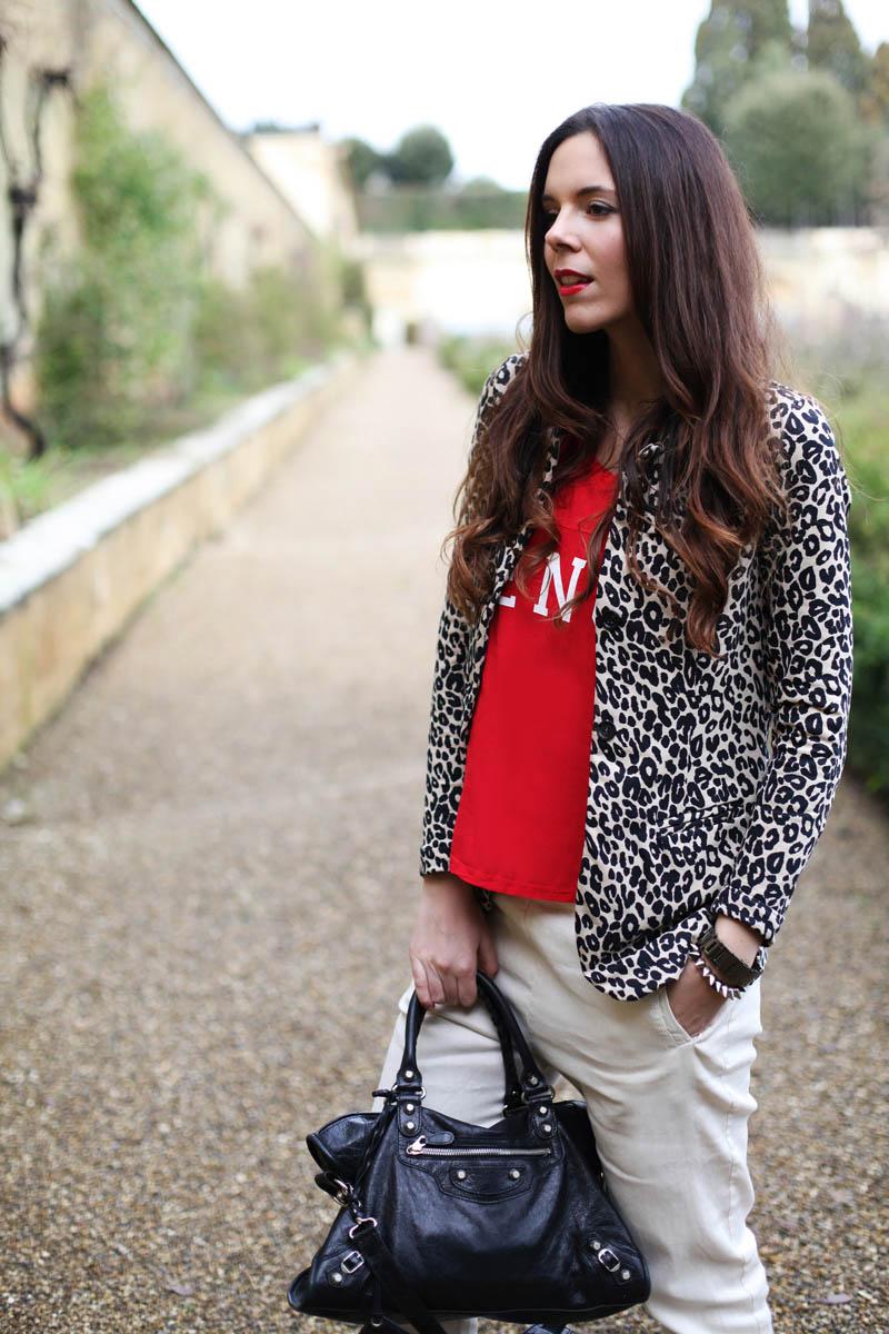 stampa leopard