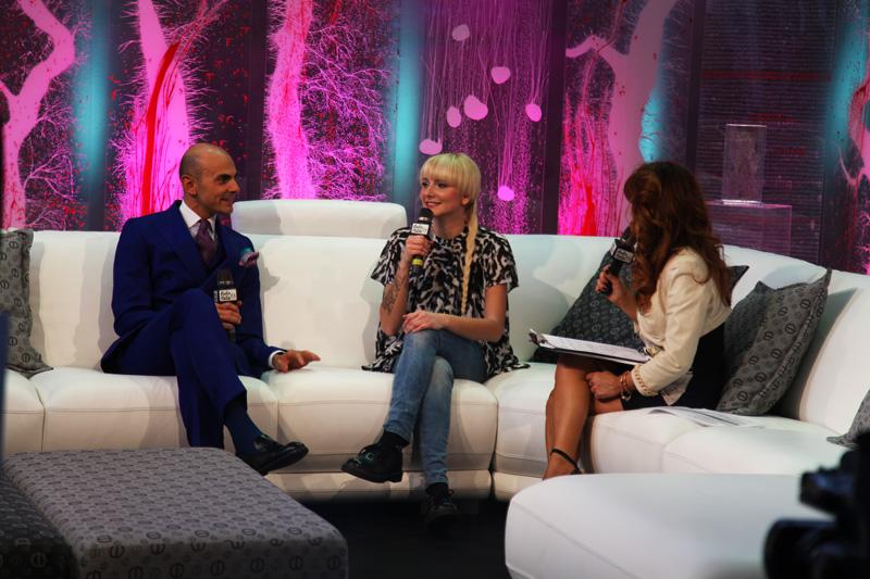 Sanremo 2014 veronica de simone enzo miccio