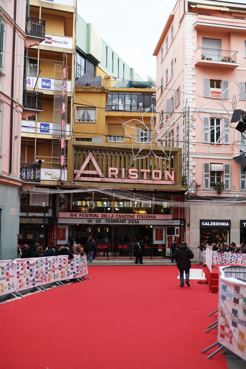 ARISTON SANREMO 2014
