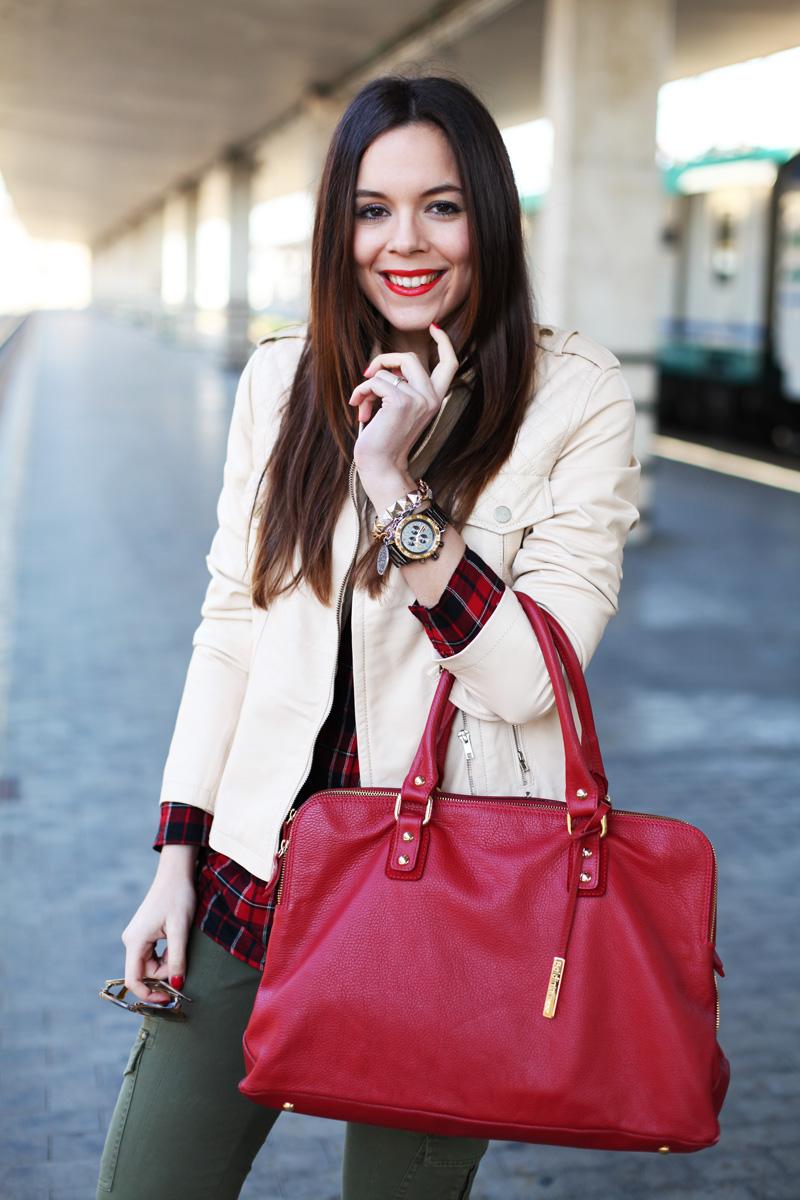 baldinini borsa rossa
