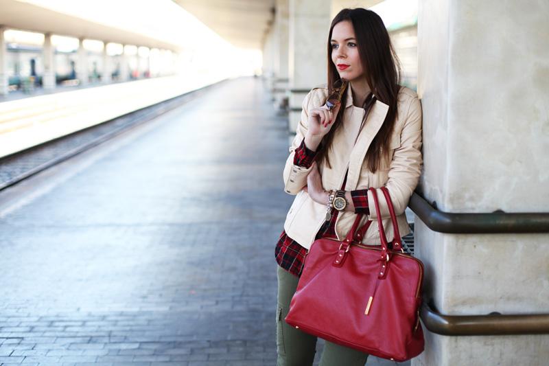 borsa rossa baldinini (1)