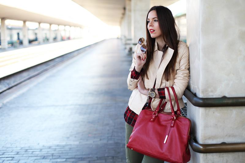 borsa rossa baldinini (2)