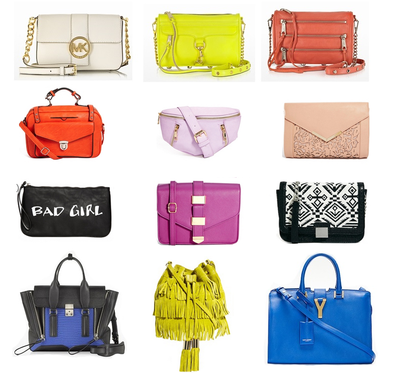 borse primavera estate 2014 shopping bags spring summer 2014 ysl
