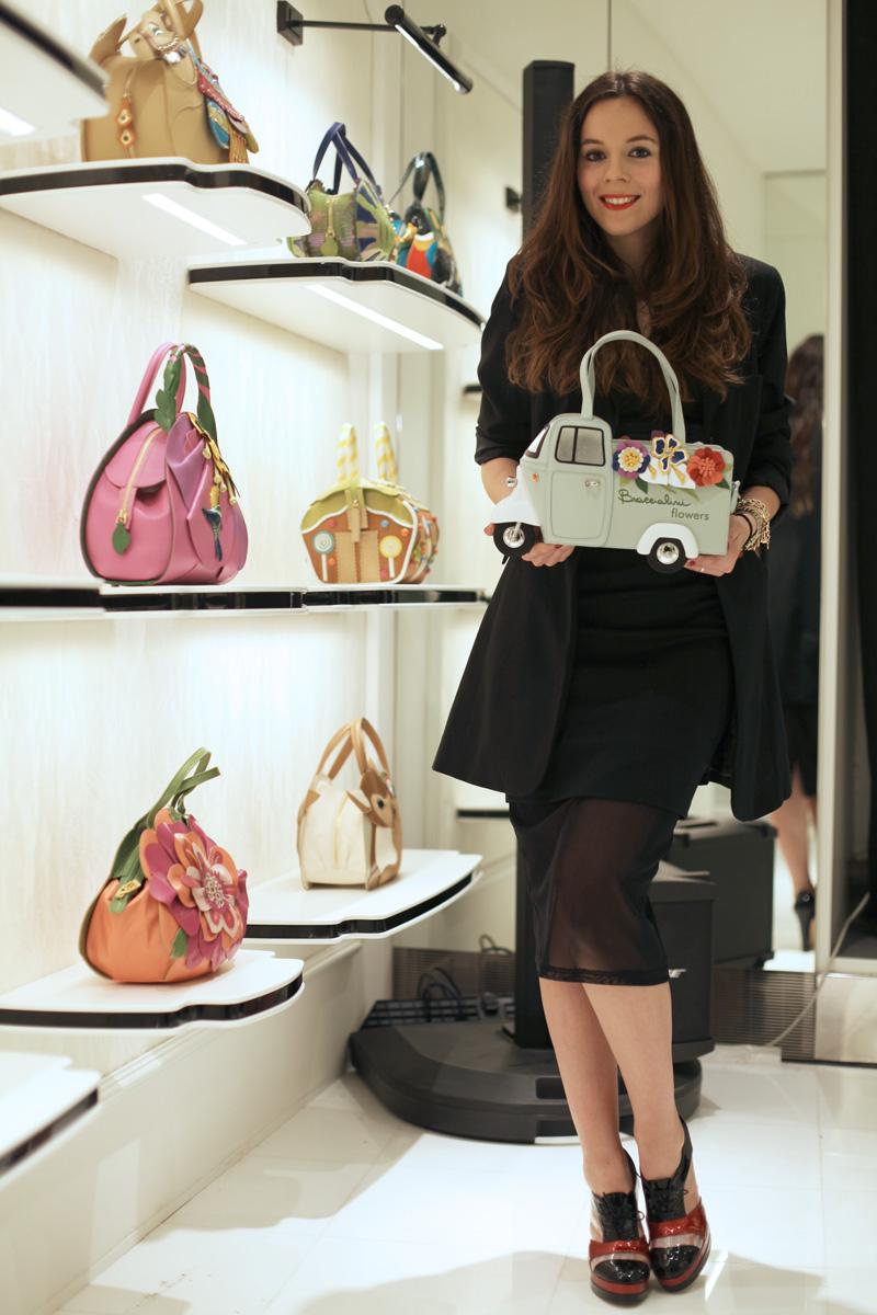 braccialini opening firenze irene colzi fashion blogger (1)