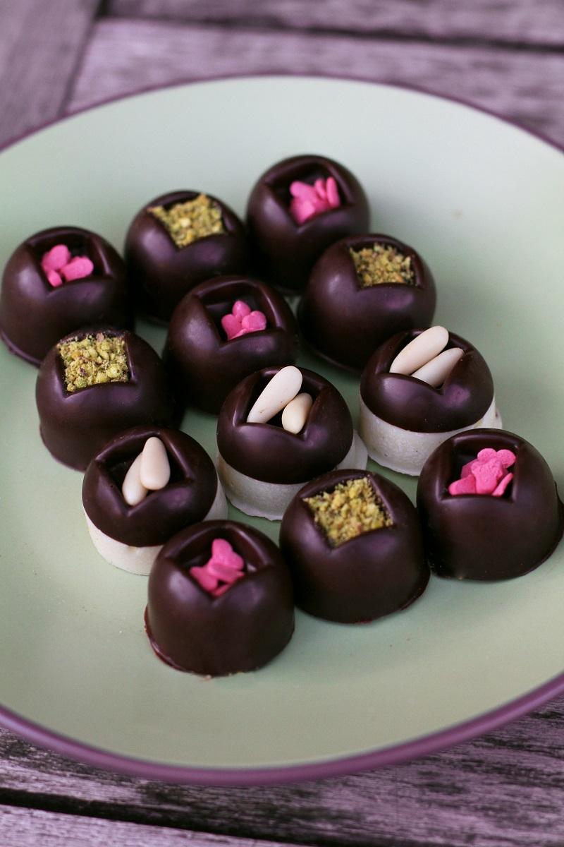 cioccolato cioccolata cioccolatini ricetta (2)