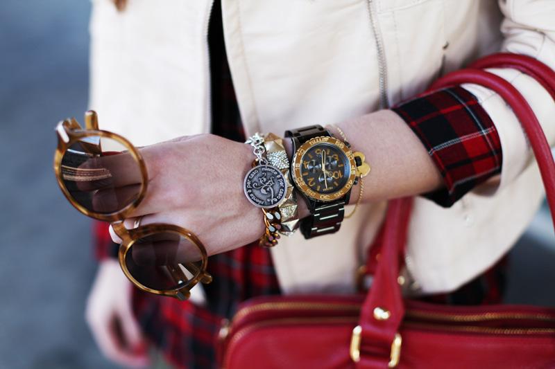 fashion details bracciale orologio fashion occhiali da sole