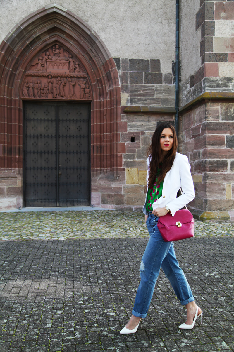 jeans boyfriend look outfit casual fashion blogger (1)