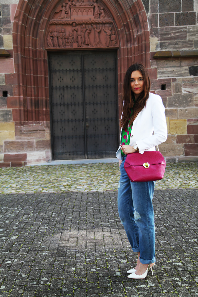 jeans boyfriend look outfit casual fashion blogger (2)