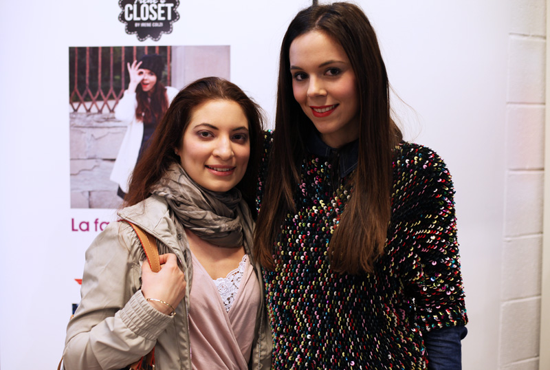 kiabi evento vicenza followers fan irene's closet fashion blogger irene colzi (1)