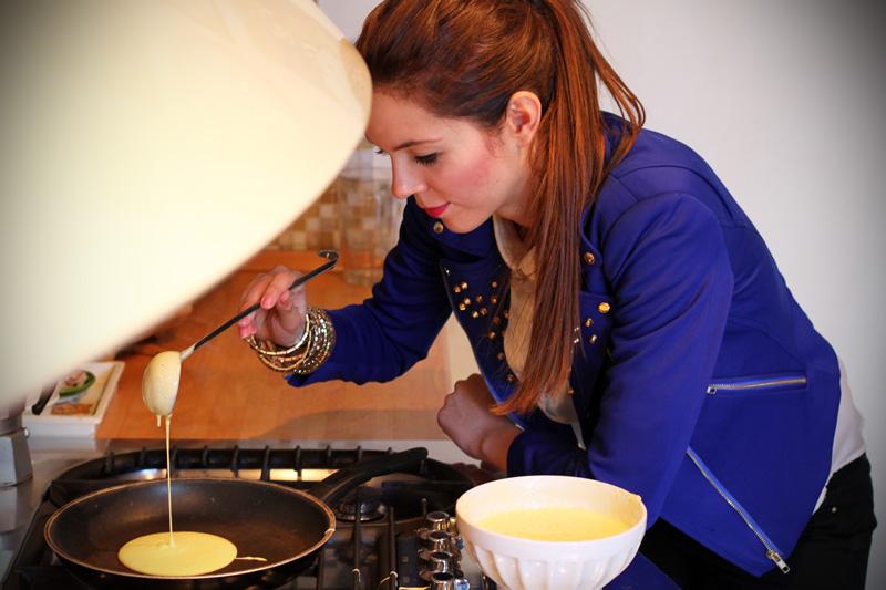 pancake ricetta (2)