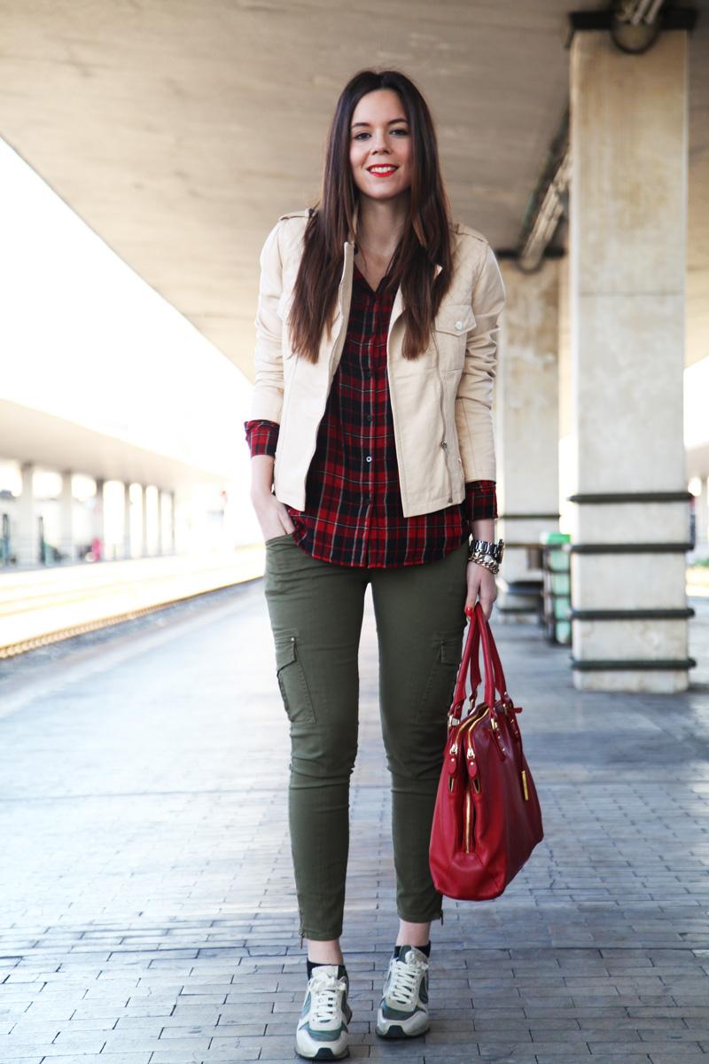 pantaloni militari donna (1)