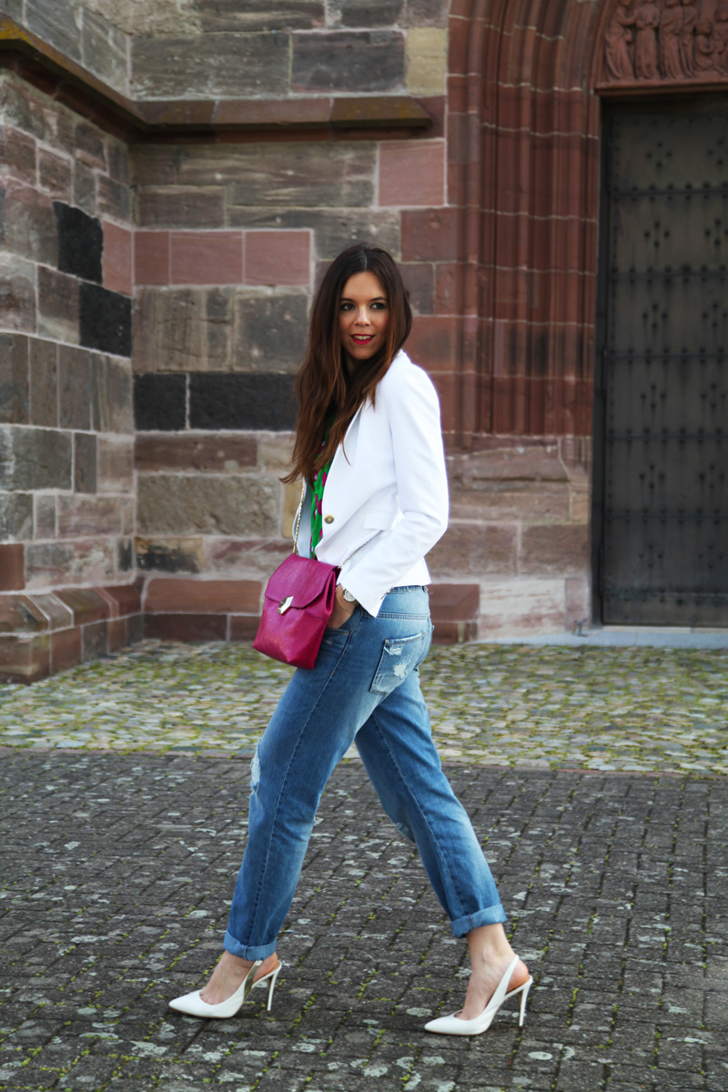 scarpe bianche look fashion blogger (1)
