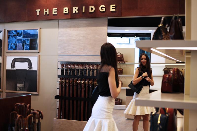 negozio the bridge milano | irene colzi