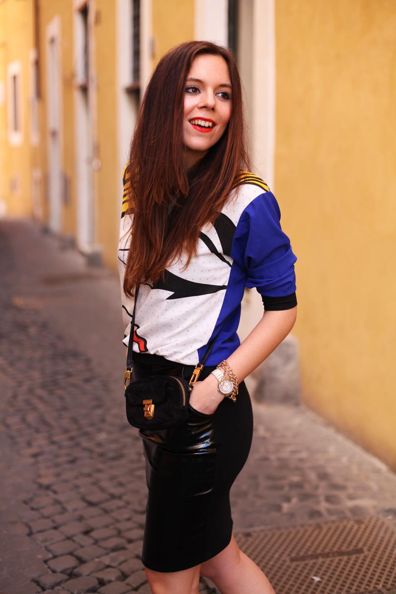 Look casual | maglia comix