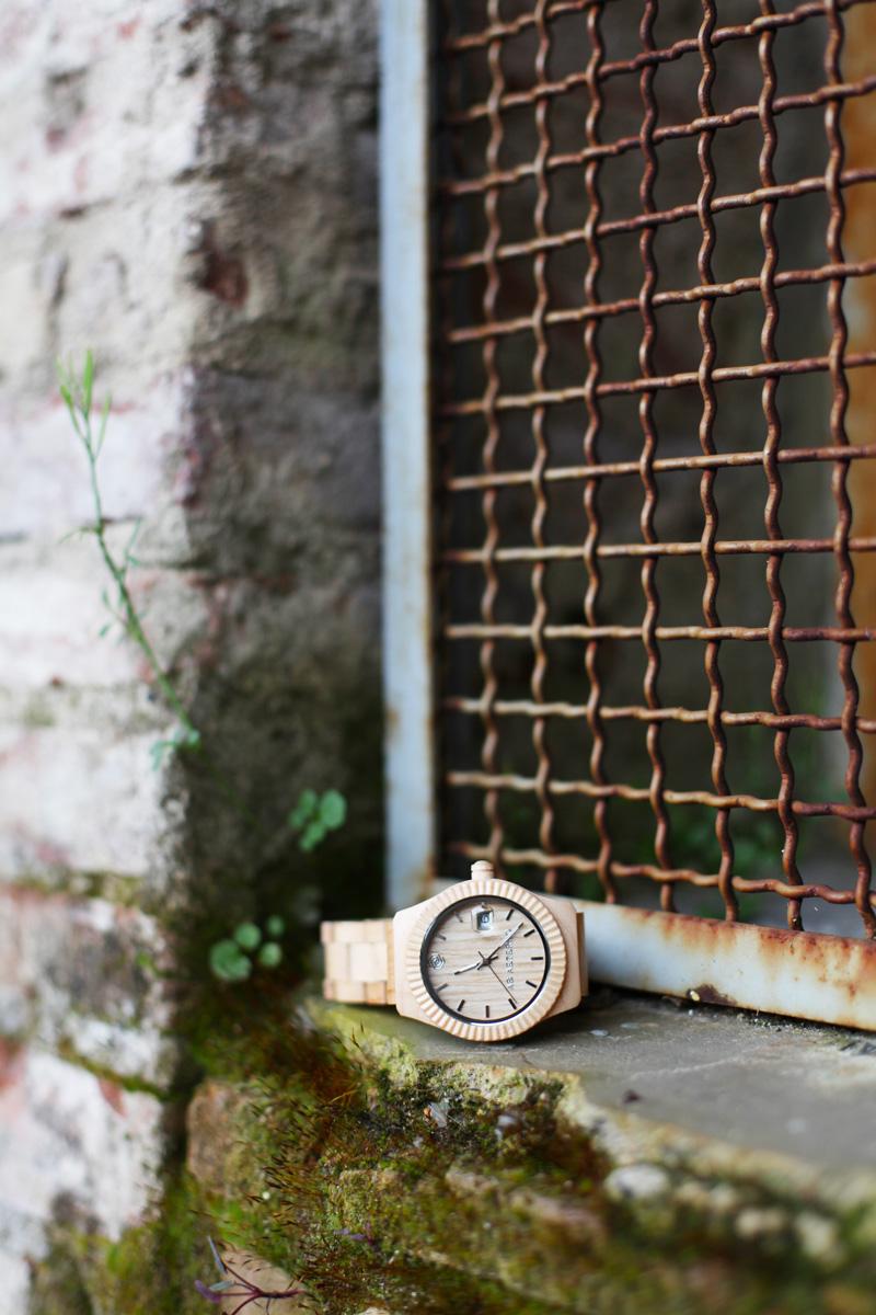 orologio legno | baleeblu