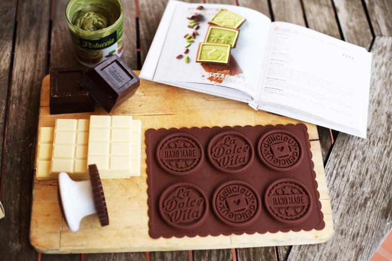 Ricetta biscotti al cioccolato | silikomart