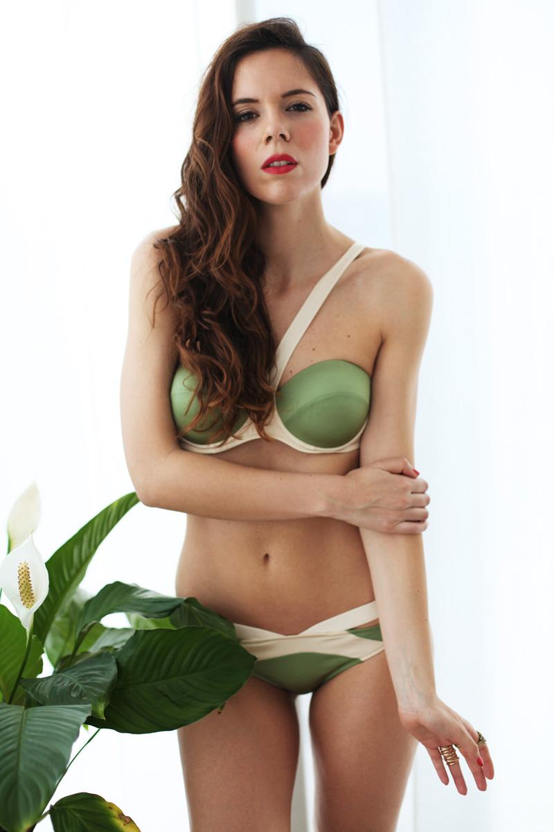 costumi estate 2014 | costumi verdi