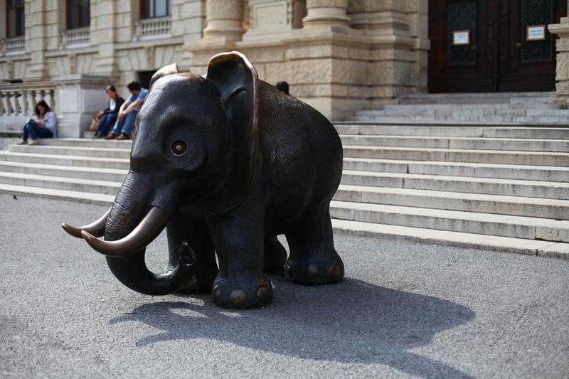 Vienna monumento elefante, vienne (2)