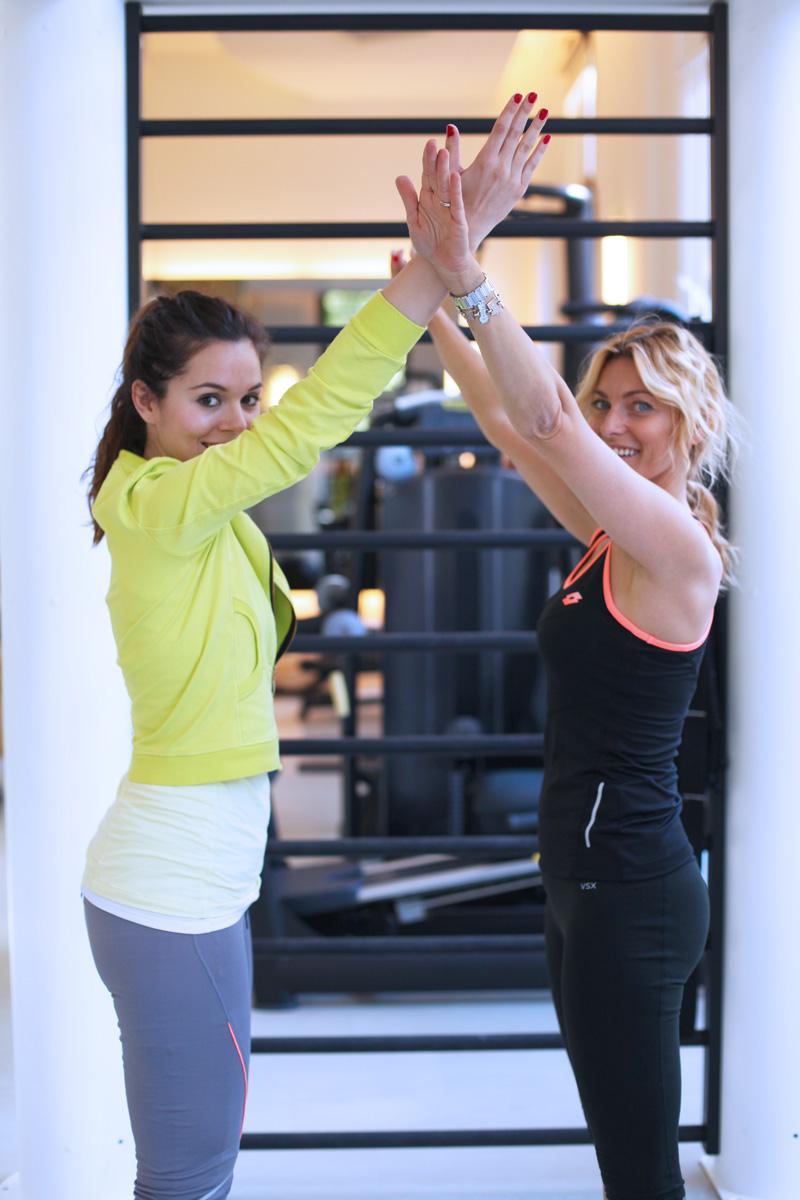 esercizi braccia | allenamento braccia