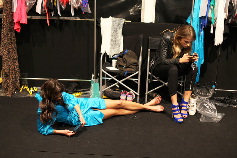 backstage sfilata calzedonia estate 2014 (4)