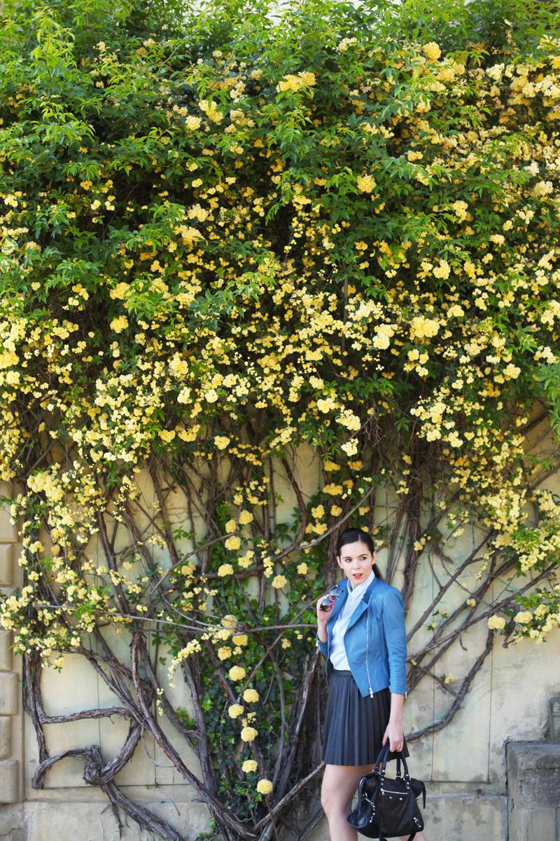 rose gialle | foto moda