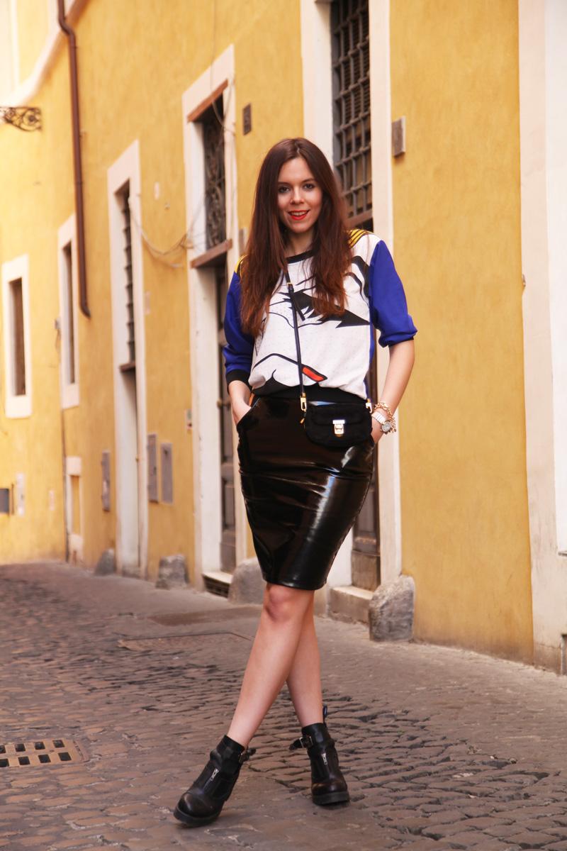 Look casual | longuette latex