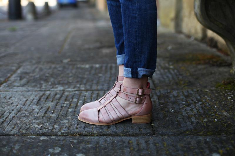 sandali rosa