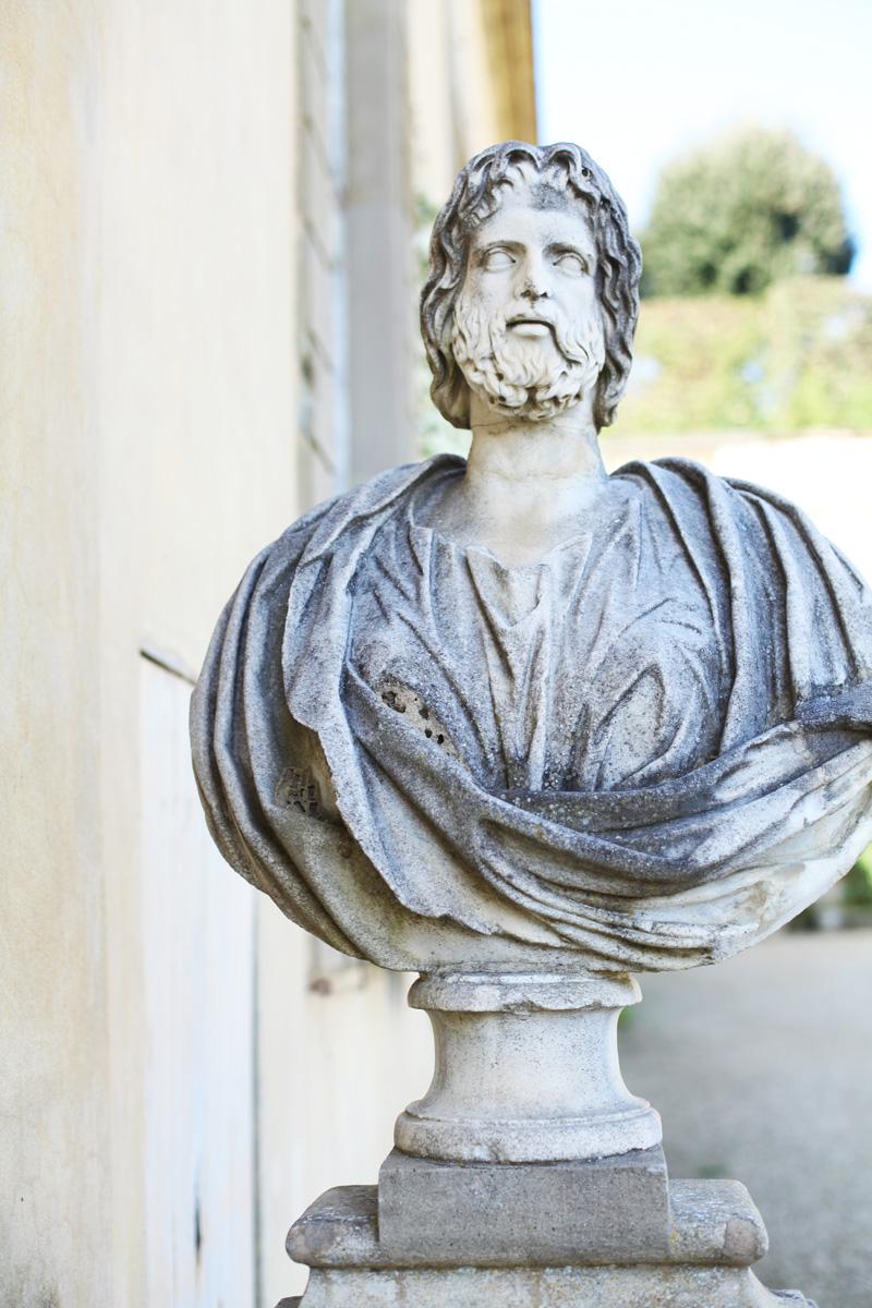 busto marmo